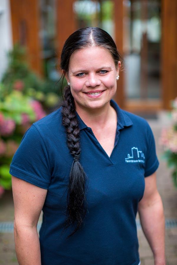 Tiermedizinische Fachangestellte Elena Scharch