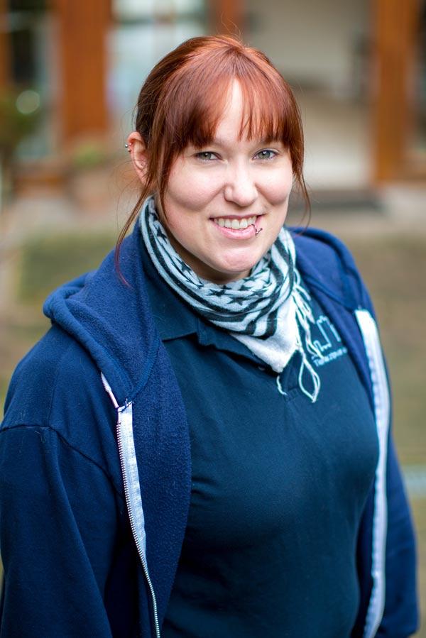 Tiermedizinische Fachangestellte Katharina Walter